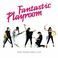 New Young Pony Club - Fantastic Playground